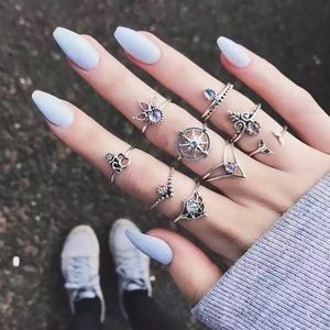 Jewelry - 🆕 Set of Midi Knuckle Rings